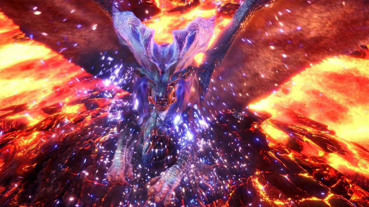 『MHWモンハンワールド攻略』ナナ・テスカトリ超広い青い炎どうすればいいの?